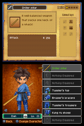 Dragon Quest IX: Sentinels of the Starry Skies Screenshots