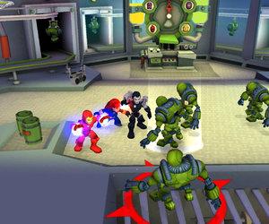 Super Hero Squad Online Chat