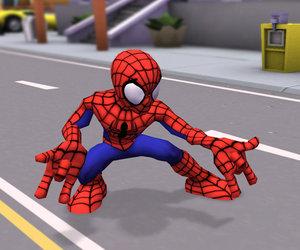 Super Hero Squad Online Screenshots