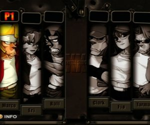 Metal Slug XX Screenshots