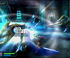 Phantasy Star Portable 2 Screenshots