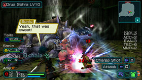 Phantasy Star Portable 2 Screenshot from Shacknews