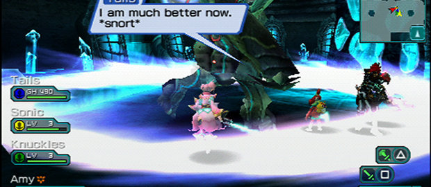 Phantasy Star Portable 2 News