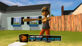 Backyard Sports Sandlot Sluggers Screenshot from Shacknews