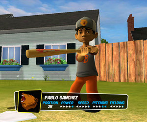 Backyard Sports: Sandlot Sluggers Files