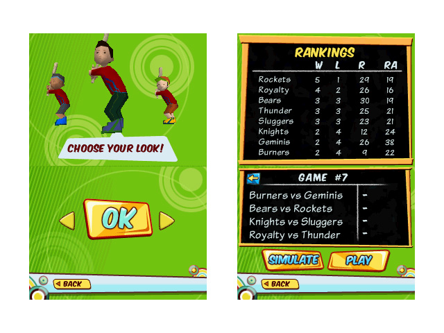 Backyard Sports: Sandlot Sluggers. PC, XB360, WII, DS / Sports / Release:  May 25, 2010 / ESRB: E