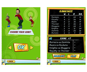 Backyard Sports: Sandlot Sluggers Chat