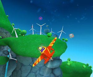 Kid Adventures: Sky Captain Screenshots