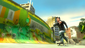 Shaun White Skateboarding Screenshot from Shacknews