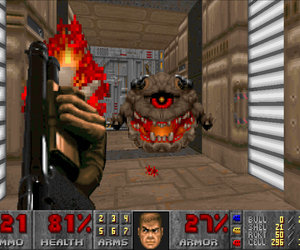 Doom II: Hell on Earth Screenshots