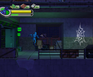 Ben 10 Alien Force: The Rise of Hex Screenshots