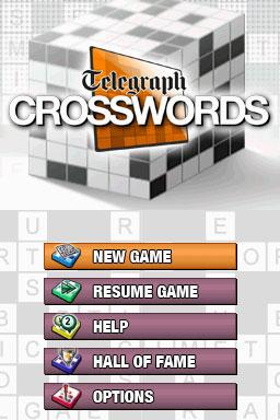 Telegraph Crosswords Files