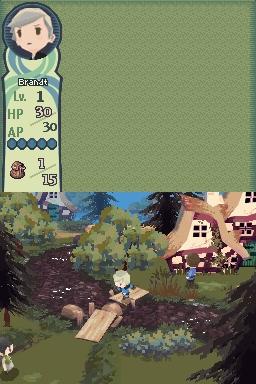 Final Fantasy: The 4 Heroes of Light Screenshots