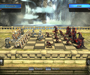 Battle vs. Chess Chat