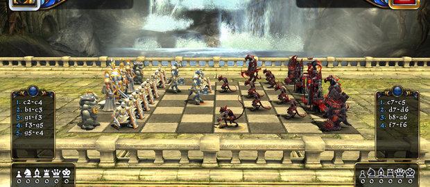 Battle vs. Chess News