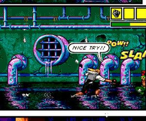 Comix Zone Screenshots