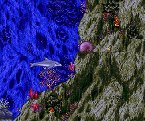 Ecco the Dolphin Screenshots