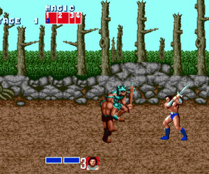 Golden Axe Files
