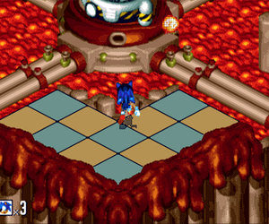Sonic 3D Blast Videos