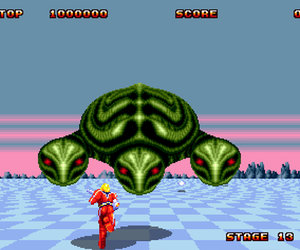 Space Harrier II Videos