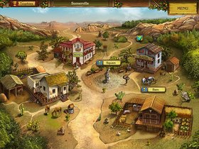Golden Trails: The New Western Rush Screenshot from Shacknews