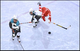 NHL Slapshot Screenshot from Shacknews