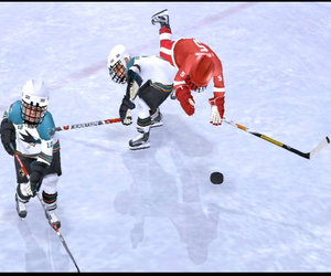 NHL Slapshot Screenshots