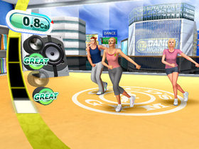 Gold's Gym Dance Workout Screenshot from Shacknews
