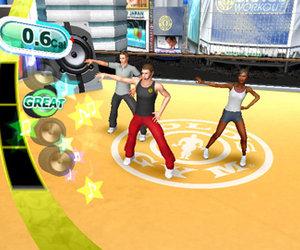 Gold's Gym Dance Workout Screenshots