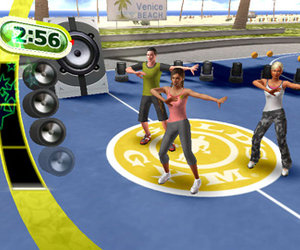 Gold's Gym Dance Workout Screenshots