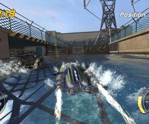 Hydro Thunder Hurricane Screenshots