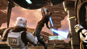 Star Wars: The Force Unleashed II Screenshot from Shacknews