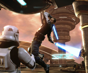 Star Wars: The Force Unleashed 2 Chat