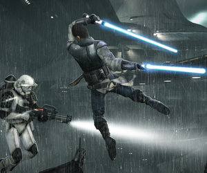 Star Wars: The Force Unleashed 2 Screenshots