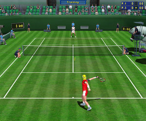 Tennis Elbow 2011 Screenshots