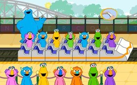 Sesame Street: Cookie's Counting Carnival Screenshot from Shacknews