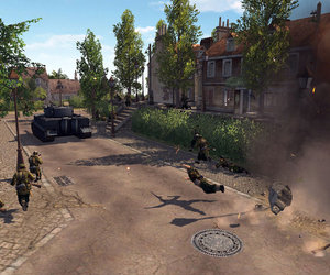 Men of War: Assault Squad Screenshots