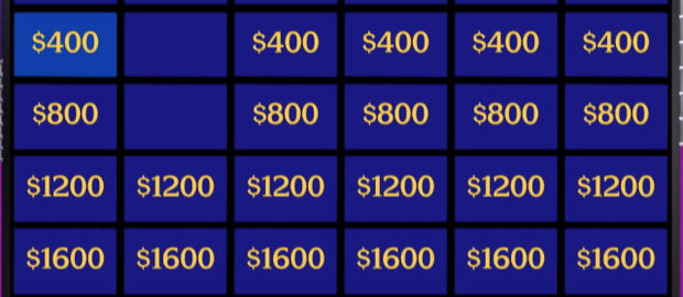 JEOPARDY! News