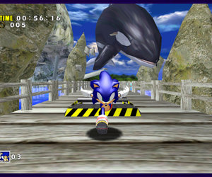 Sonic Adventure Screenshots