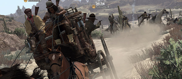 Red Dead Redemption News