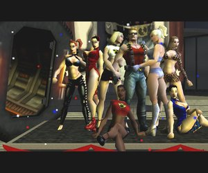 Duke Nukem: Manhattan Project Chat