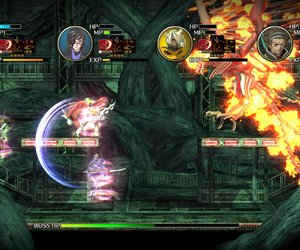 Moon Diver Screenshots