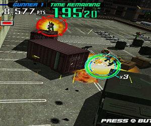 Gunblade NY and LA Machineguns Arcade Hits Pack Screenshots