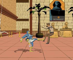 Comic Jumper: The Adventures of Captain Smiley Screenshots