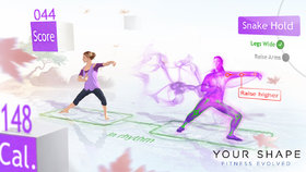 Your Shape: Fitness Evolved Screenshot from Shacknews