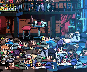 Scott Pilgrim vs. the World Screenshots