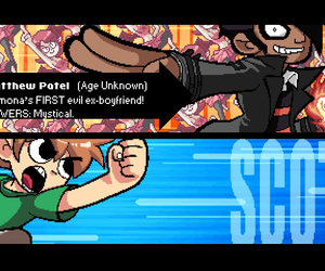 Scott Pilgrim vs. the World Chat