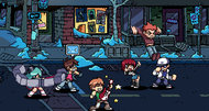 Scott Pilgrim online multiplayer coming tomorrow