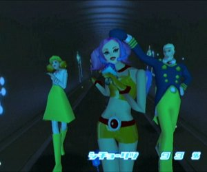 Space Channel 5 Screenshots
