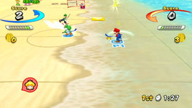 Mario Sports Mix Screenshot from Shacknews